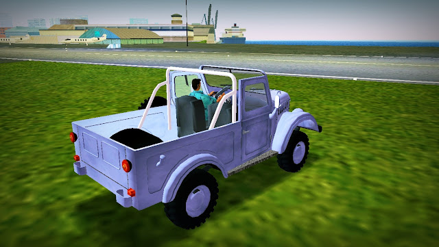 Aro M461 - GTA Vice City