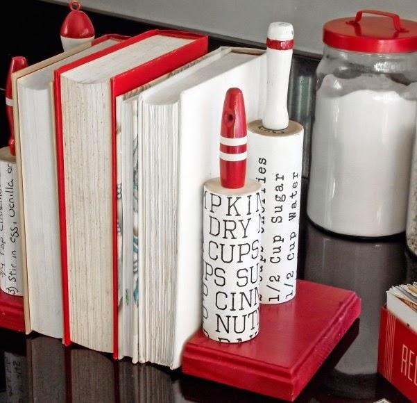 Ideas para Reciclar Rodillos de Pasteleria