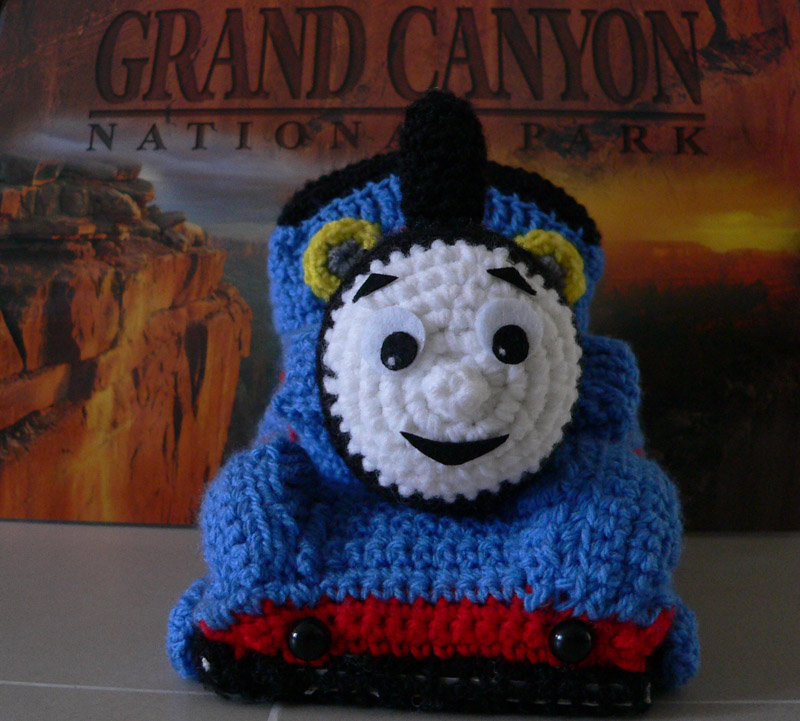 Expattern Thomas And Friends Tank Engine Train Crochet Pattern Doll Diy