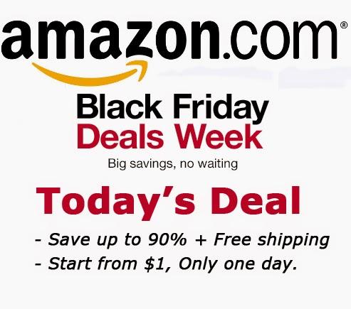 Amazon black friday deals week calendar