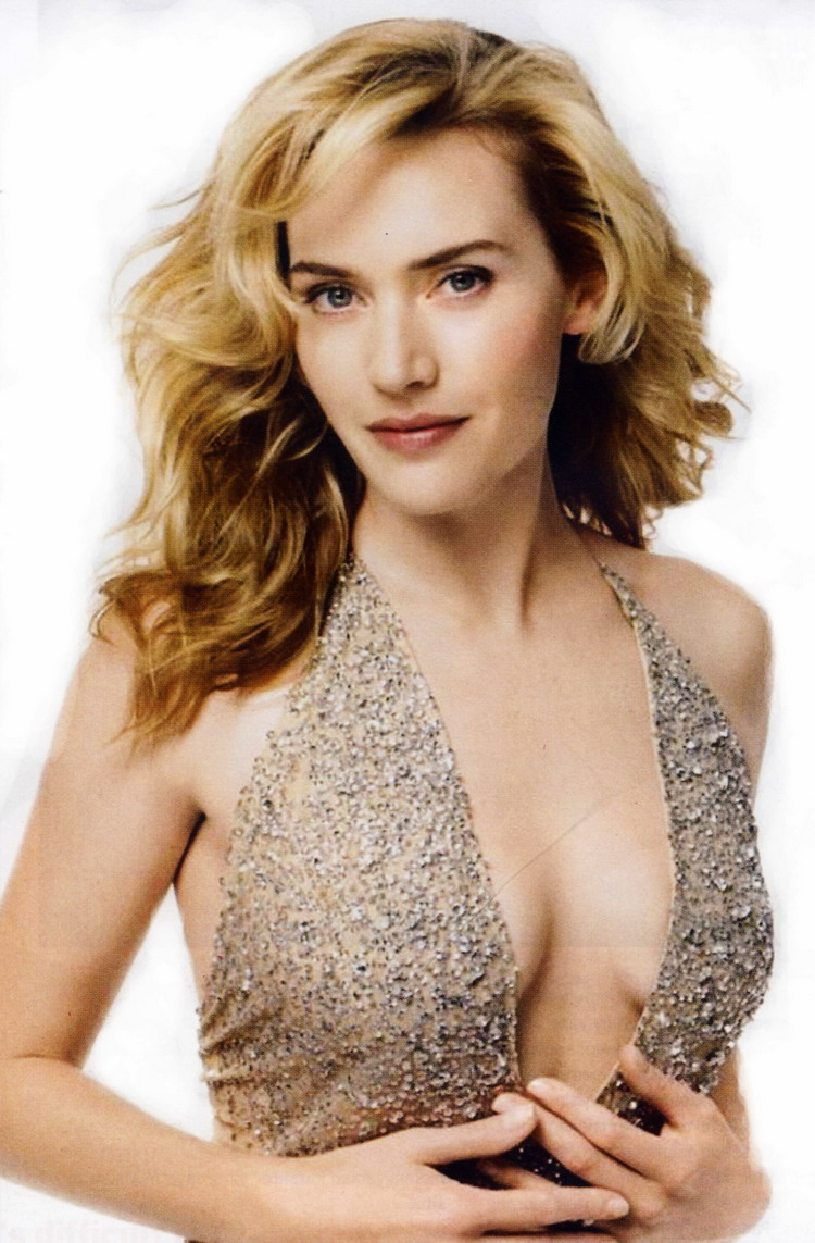 Kate Winslet Topless. Leaked