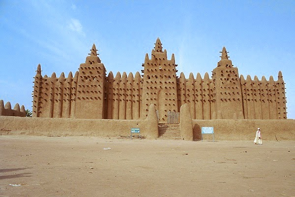 Makandal speaks 12 inventions africaines qui ont chang for Architecture africaine