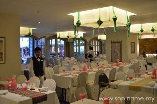 Berbuka di Buffet Ramadan JW Marriott Kuala Lumpur