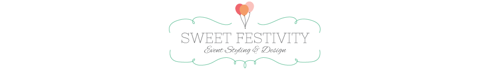 Sweet Festivity   Event Styling & Design   Tulsa, OK