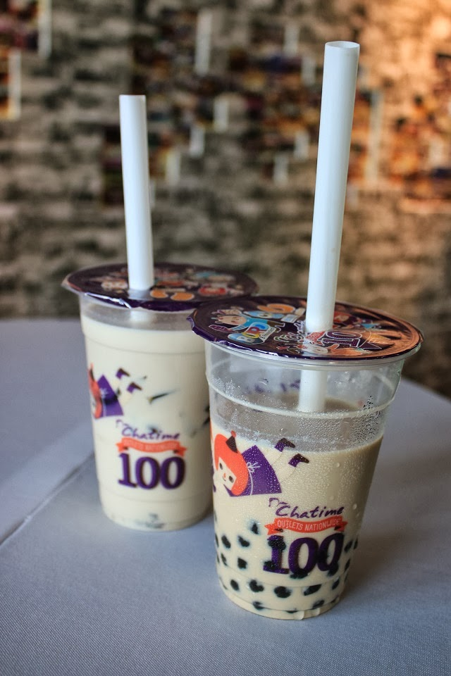 Get your cup of Chatime today!
