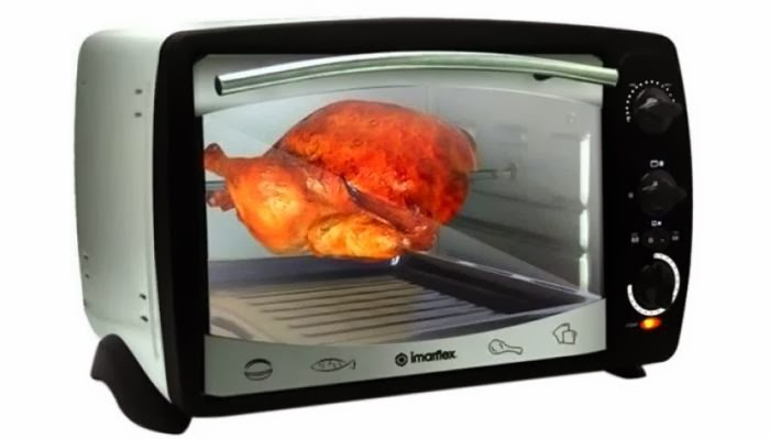 Microwave oven or Convection oven?? KUSINERA DAVAO