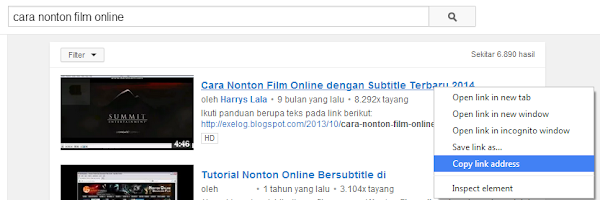 nonton video youtube