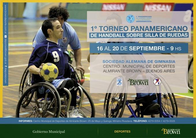 I Panamericano de Handball Adaptado | Mundo Handball