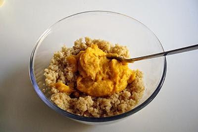 Polpette di quinoa 6