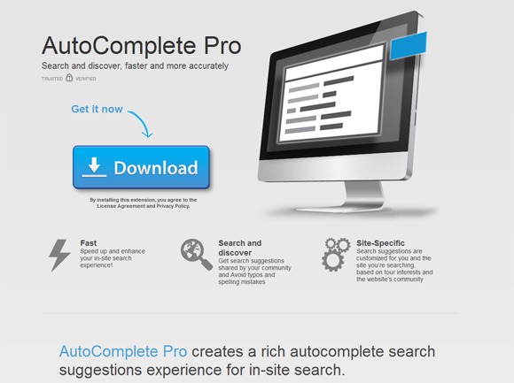 AutoComplete Pro