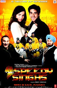 Speedy Singhs 2011 Hindi Movie Watch Online