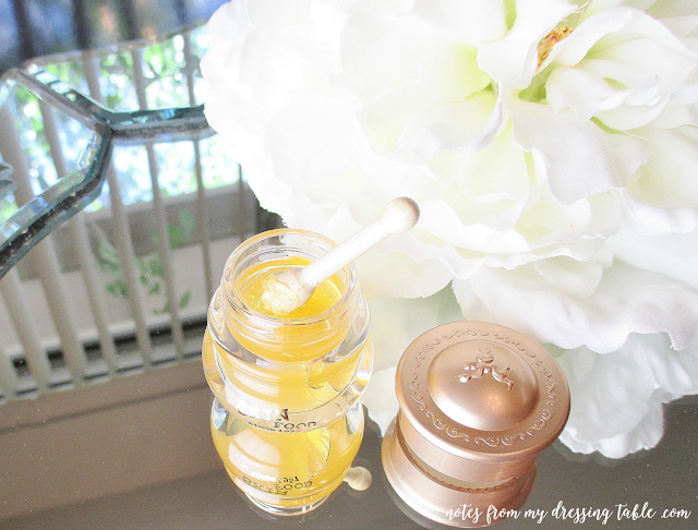 the cutest lip balm ever skin food honey pot with spinner detail notes from my dressing table