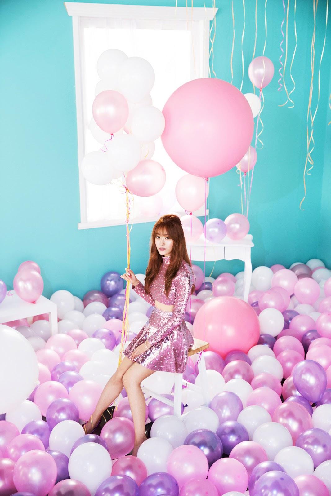 Song Jieun 25 Concept