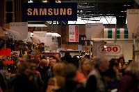 Visitor numbers increased at Crufts 2013