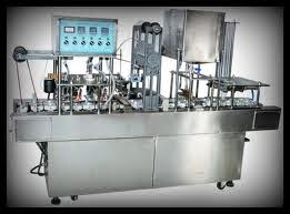 READY STOCK AUTOMATIC CUP SEALER 2 LINE