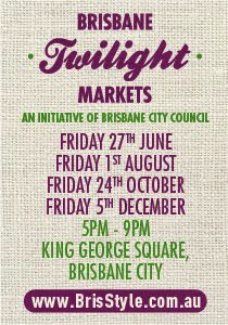 Brisbane Twilight Market Dates 201