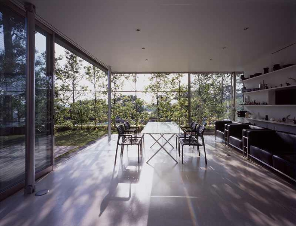 5 Homes That Prove That Less Is More: House Without Walls, Japan: Most Beautiful Houses In The World
