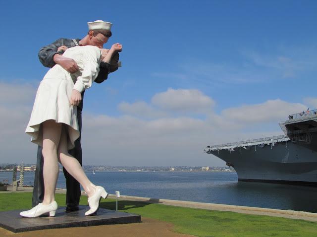 Unconditional Surrender a San Diego