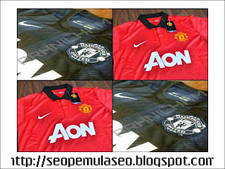 Jersey Manchester United 2013/2014