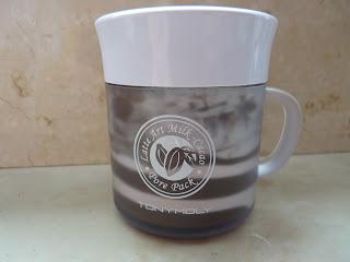 Tony Moly Latte Art Milk- Cacao Pore Pack