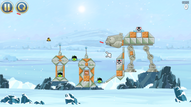 Angry birds star wars hoth patch download