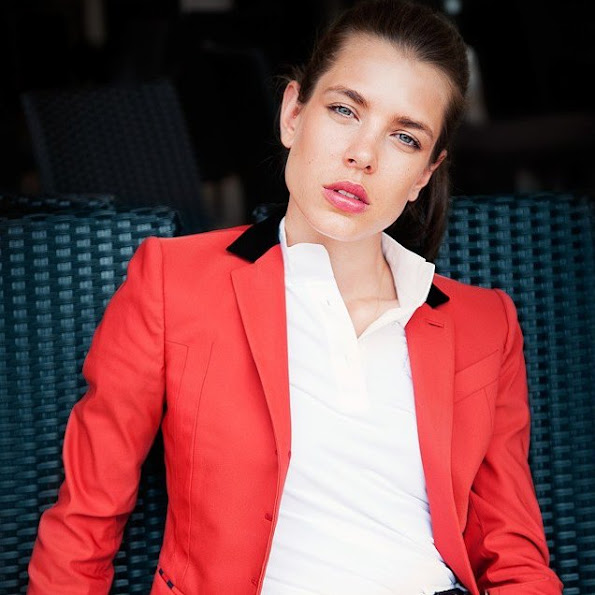 Charlotte Casiraghi new photos