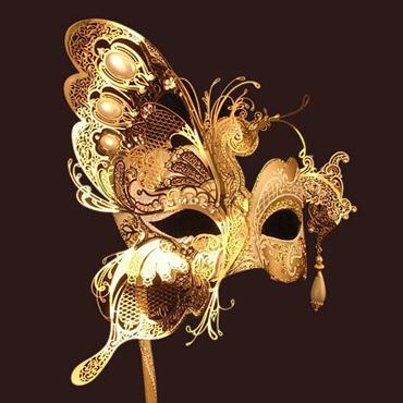 Los simpson en educaci n primaria celebraciones con arte - Mascaras venecianas decoracion ...