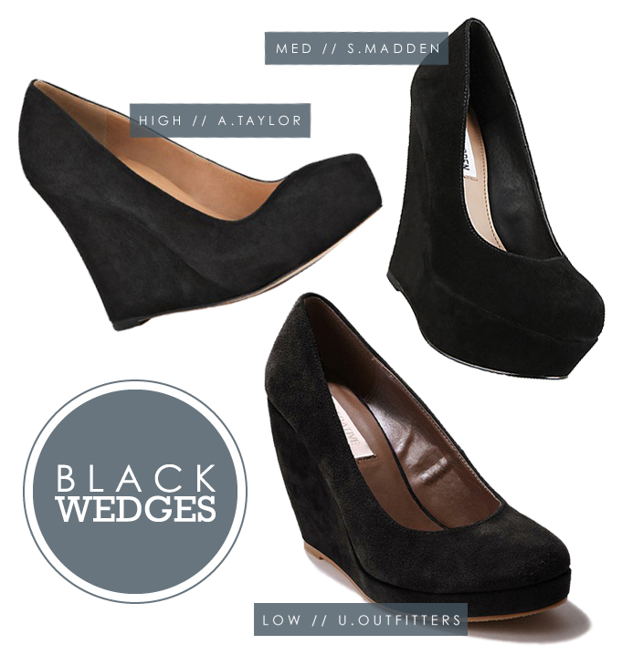 Wedges Cute