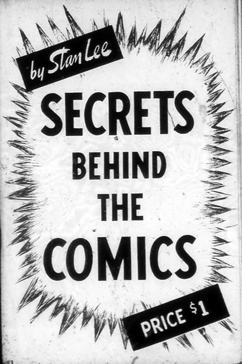 Atomic kommie comics reading room secrets behind the comics by friday july 10 2015 fandeluxe Choice Image