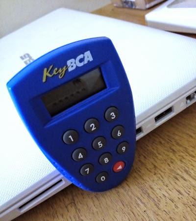 Cara Kerja KeyBCA Untuk Internet Banking KlikBCA