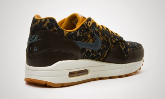 Nike WMNS Air Max 1 PRM (schwarz / leo)