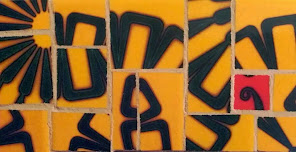 Na fábrica de mosaicos