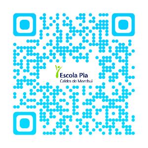 Escaneja el codi i podràs veure el blog des del teu mòbil