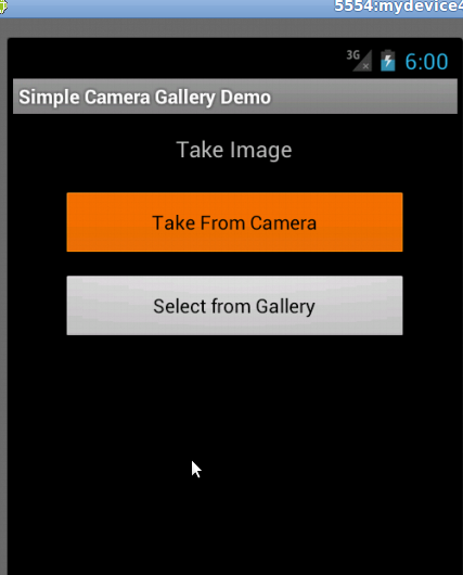 Create image gallery view in android application example ...