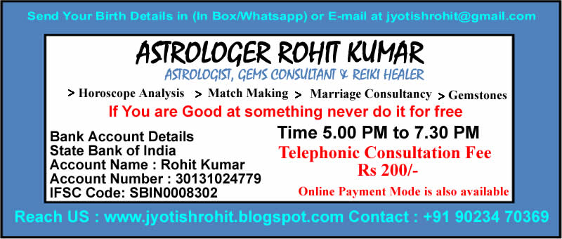 Free Kundli Horoscope Vedic Astrology Jyotish online