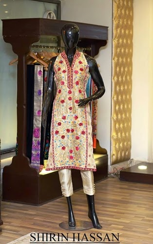 Shirin Hassan Winter Collection 2014-15