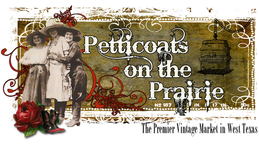 Petticoats on the Prairie