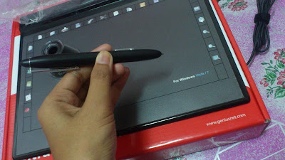g-pen, drawing tablet