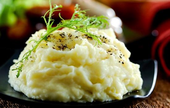 Resep Mashed Potato Creamy Dan Gurih