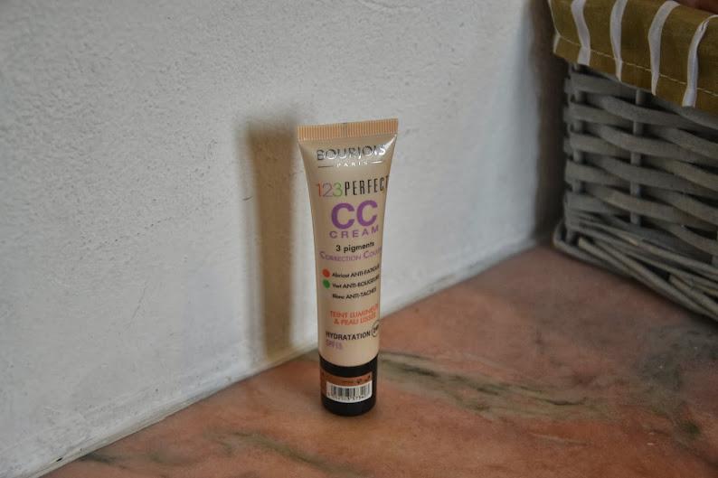 Review: Bourjois 123 Perfect CC Cream