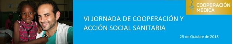 VI Jornada de cooperación y acción social sanitaria en Valencia