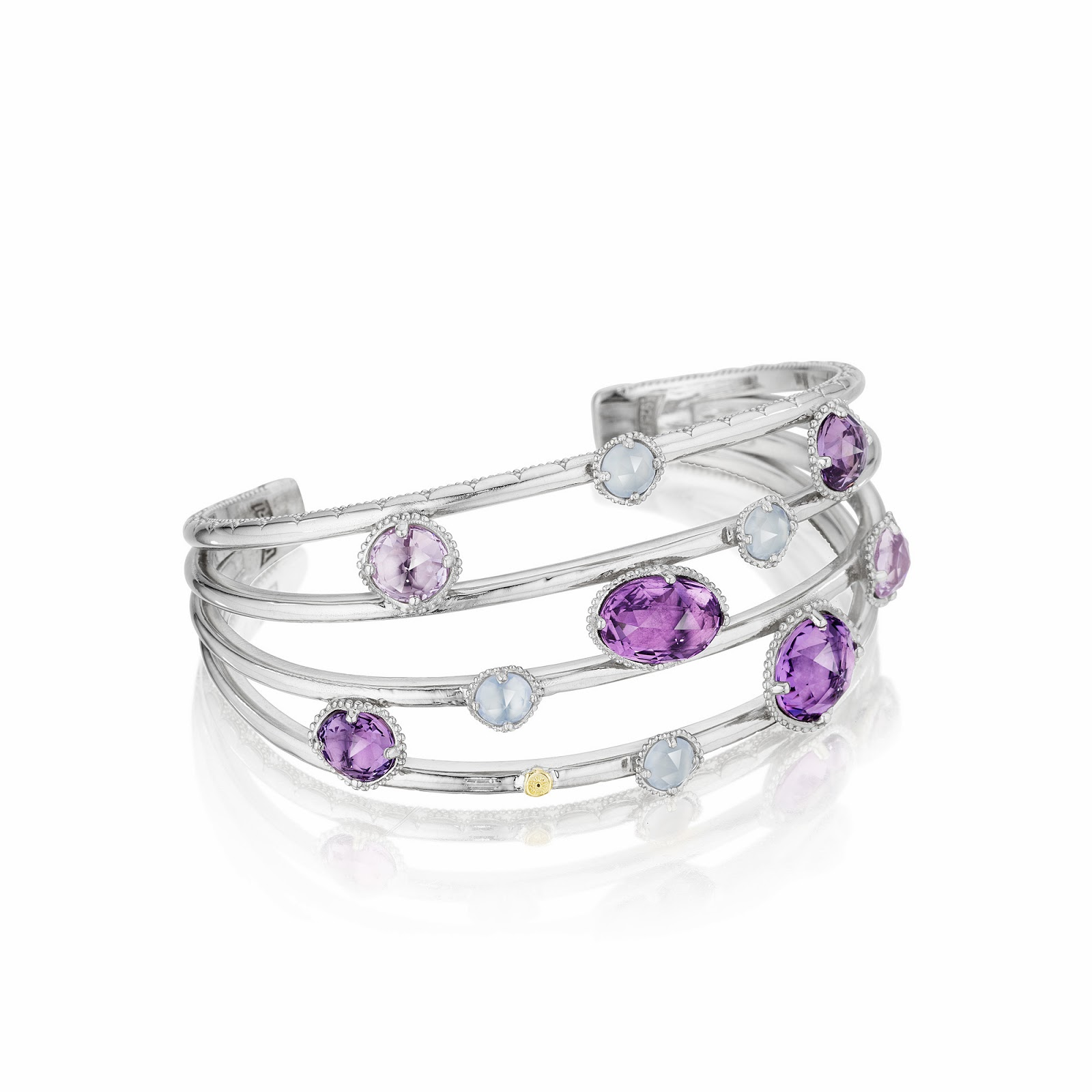 Tacori Lilac Blossom Bracelet
