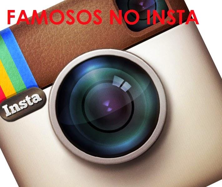 FAMOSOS NO INSTA