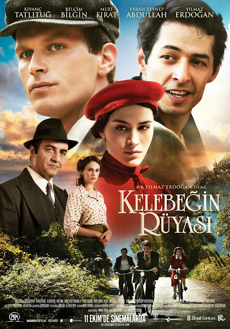 Pelicula  The Butterfly's Dream (  Kelebegin ruyasi ) 2013 online