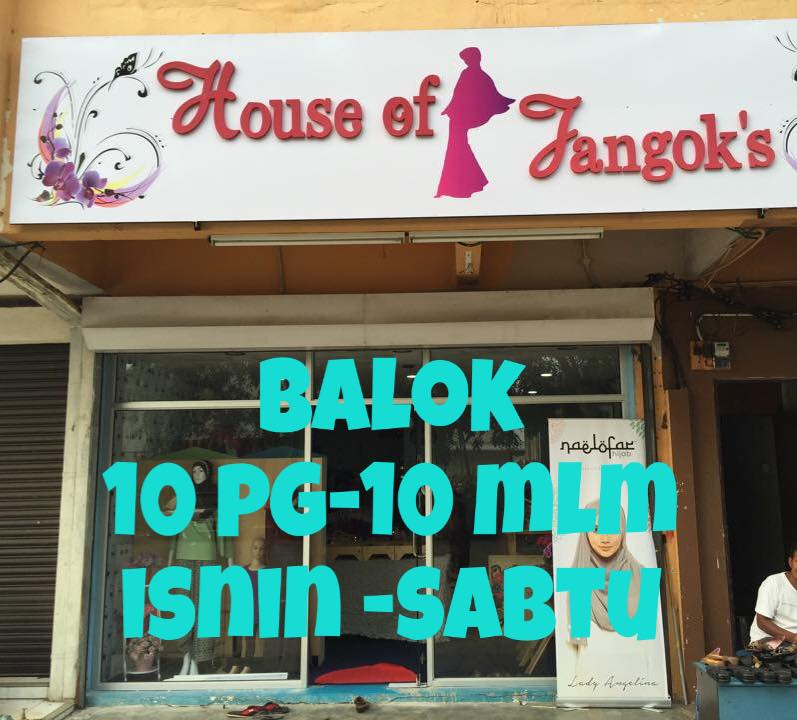 HOUSE OF JANGOKS