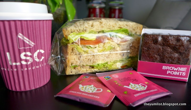 London Sandwich Co., Healthy Lunches