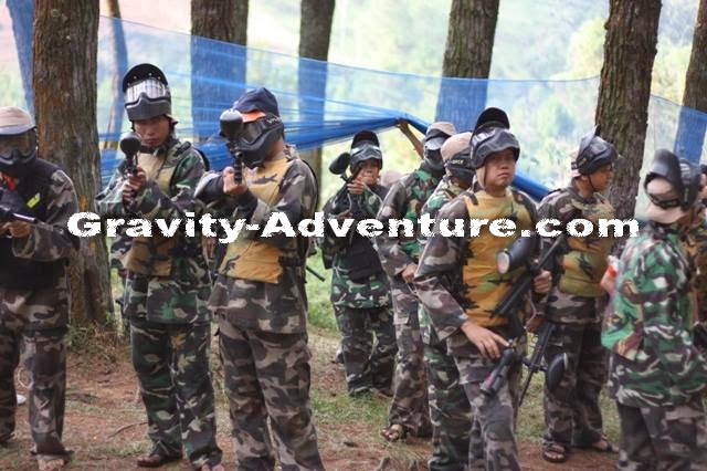 Strategi Paintball Game