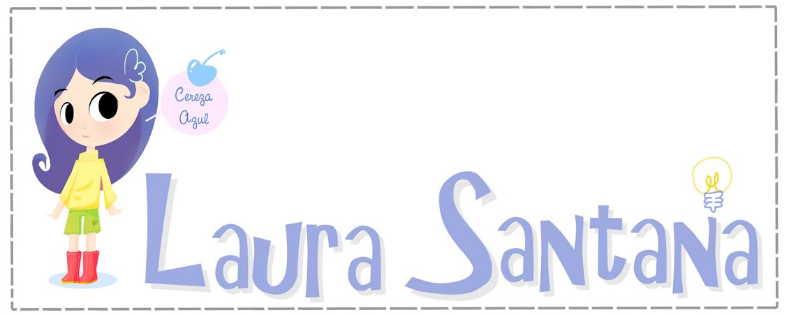 Laura Santana   Cerezaazul