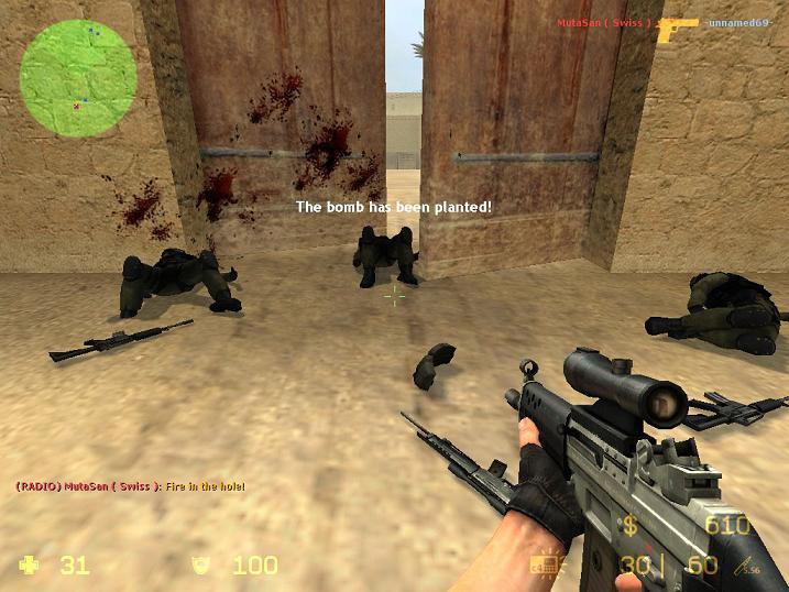 Counter strike скачать 1.8