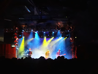03.12.2013 London - Electric Ballroom: Girls Against Boys